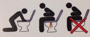 Bildwörterbuch Langenscheidt Toilette