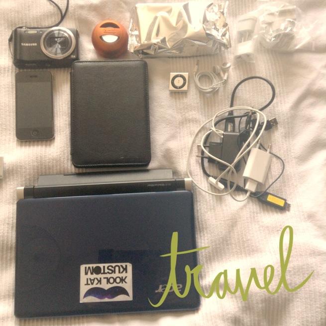 Backpacking Packliste Elektronik