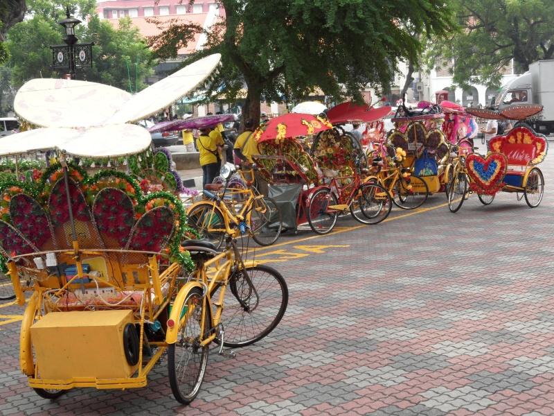 fahrrad melaka malaysia