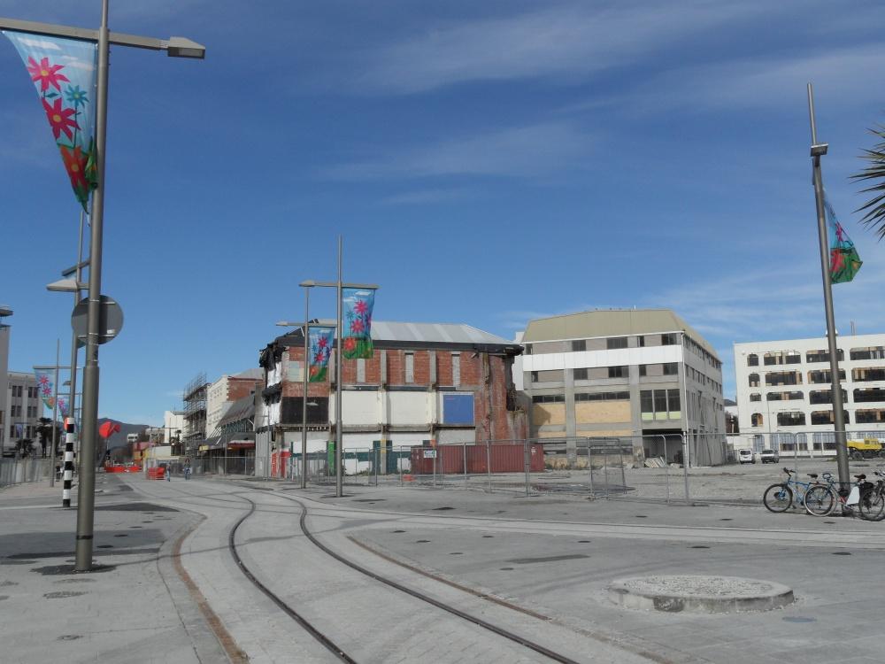 Die ehemalige Innenstadt