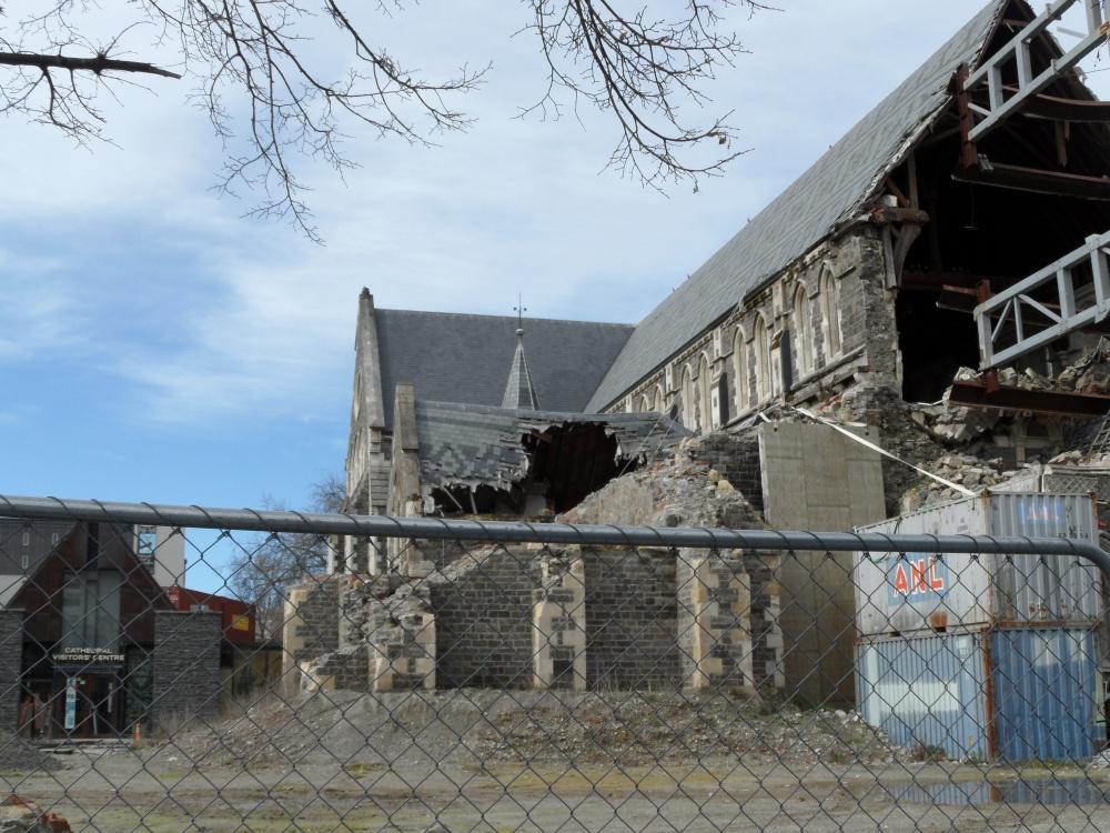 Christchurchs Kathedrale