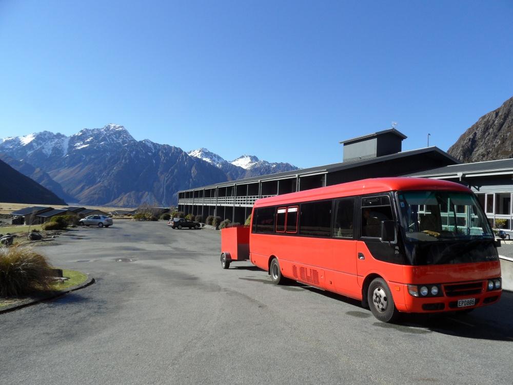 Mount Cook Unterkunft