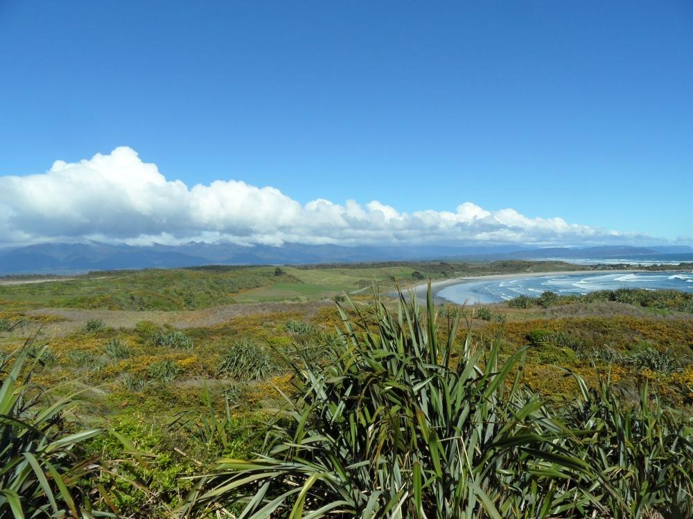 Look Out irgendwo zwischen Abel Tasman und Punakaiki